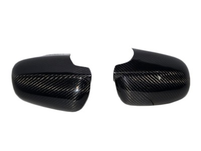 Audi A4 B6 / 8E Exclusive Carbon Fiber Mirror Covers