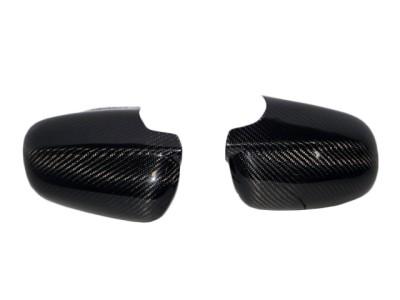 Audi A4 B6 / 8E Exclusive Carbon Spiegel Abdeckungen