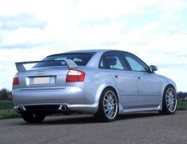 Audi A4 B6 / 8E LX Rear Bumper Extension