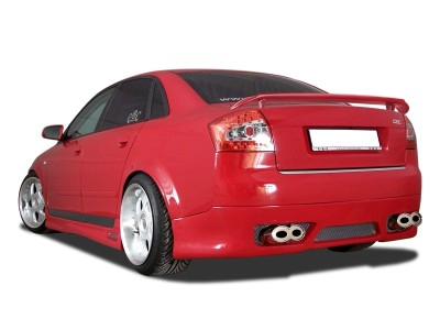 Audi A4 B6 / 8E Limousine GTX-Race Rear Bumper Extension