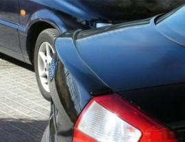 Audi A4 B6 / 8E M-Style Rear Wing