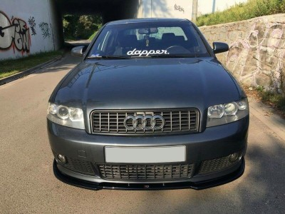 Audi A4 B6 / 8E Matrix2 Front Bumper Extension