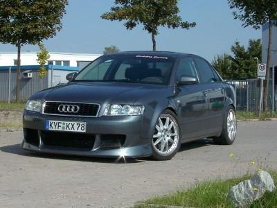 Audi A4 B6 / 8E RS Seitenschwellern