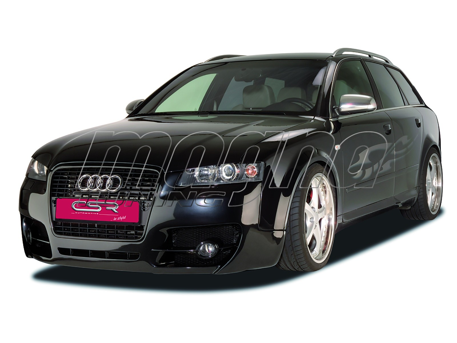 audi a4 b6 8e sf line front bumper. Black Bedroom Furniture Sets. Home Design Ideas