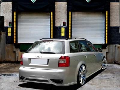 Audi A4 B6 / 8E Variant D2 Heckstossstange