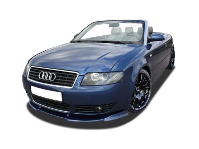Audi A4 B6 / 8H Convertible Verus-X Front Bumper Extension