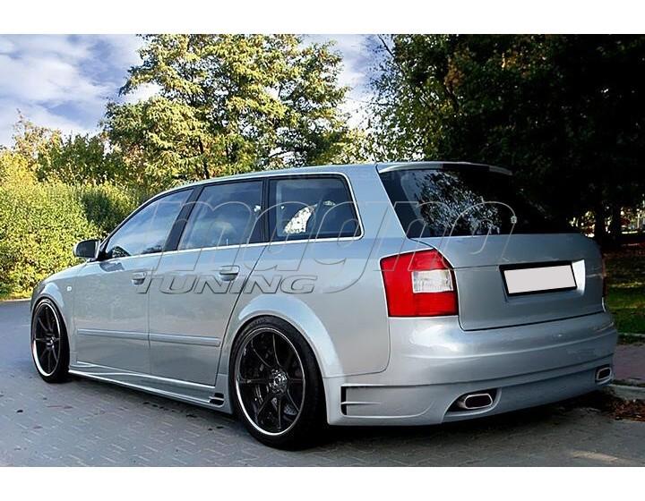 Audi A4 B6 8e Avant Ghost Rear Bumper