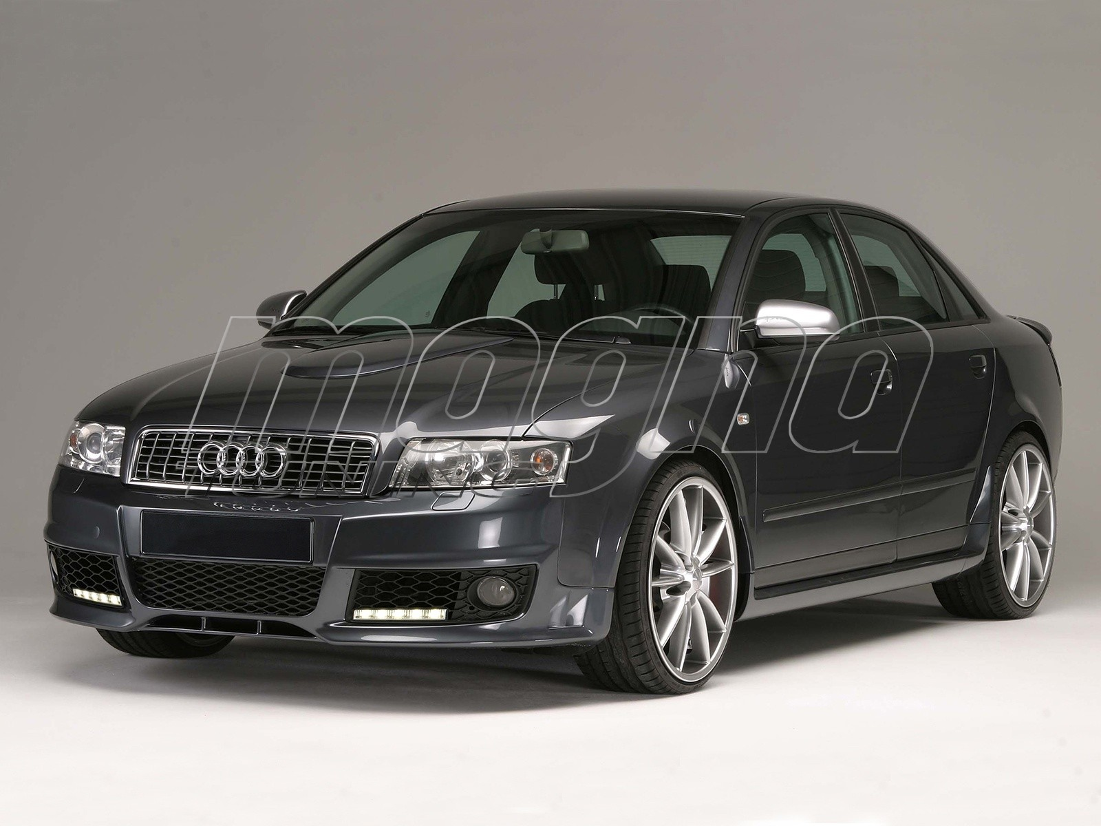 audi a4 b6 8e limousine rs4 b7 look body kit. Black Bedroom Furniture Sets. Home Design Ideas