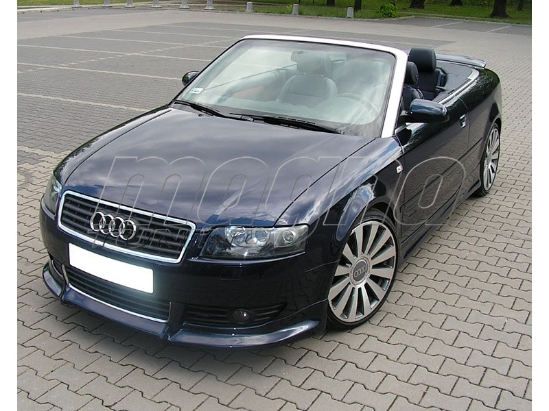 audi a4 b6 8h convertible j style body kit. Black Bedroom Furniture Sets. Home Design Ideas
