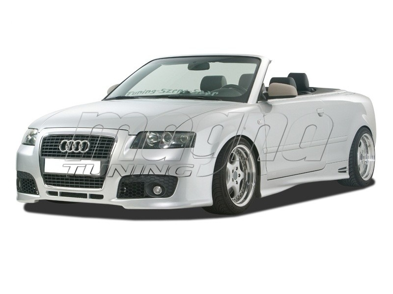 audi a4 b6 8h convertible singleframe body kit. Black Bedroom Furniture Sets. Home Design Ideas