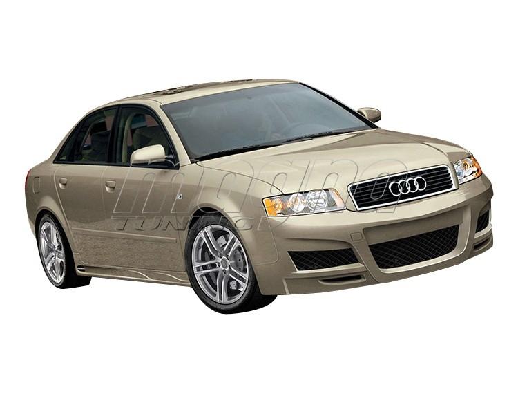 Audi A4 Body Kit Http Www Cardomain Com Ride 3871736 1998 Audi A4 ...