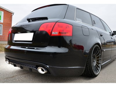 Audi A4 B7 / 8E Avant Intenso Rear Bumper Extension