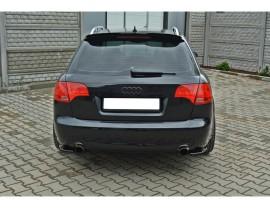 Audi A4 B7 / 8E Avant MX Rear Bumper Extensions