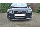 Audi A4 B7 / 8E M-Line Front Bumper Extension