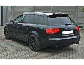 Audi A4 B7 / 8E MX Side Skirt Extensions