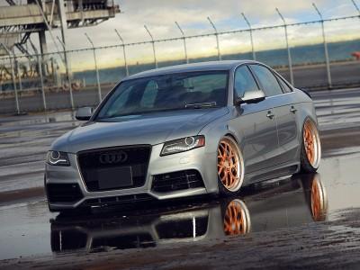 Audi A4 B7 / 8E RS4-Look Front Bumper