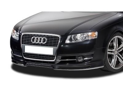Audi A4 B7 / 8H Convertible R2 Front Bumper Extension