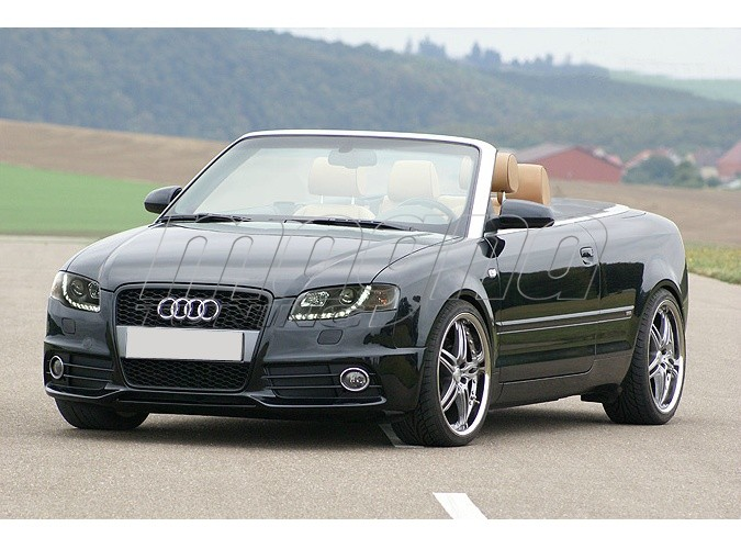 audi a4 b7 8h convertible s4 b8 look body kit. Black Bedroom Furniture Sets. Home Design Ideas