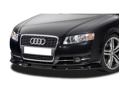 Audi A4 B7 / 8H Convertible V2 Front Bumper Extension