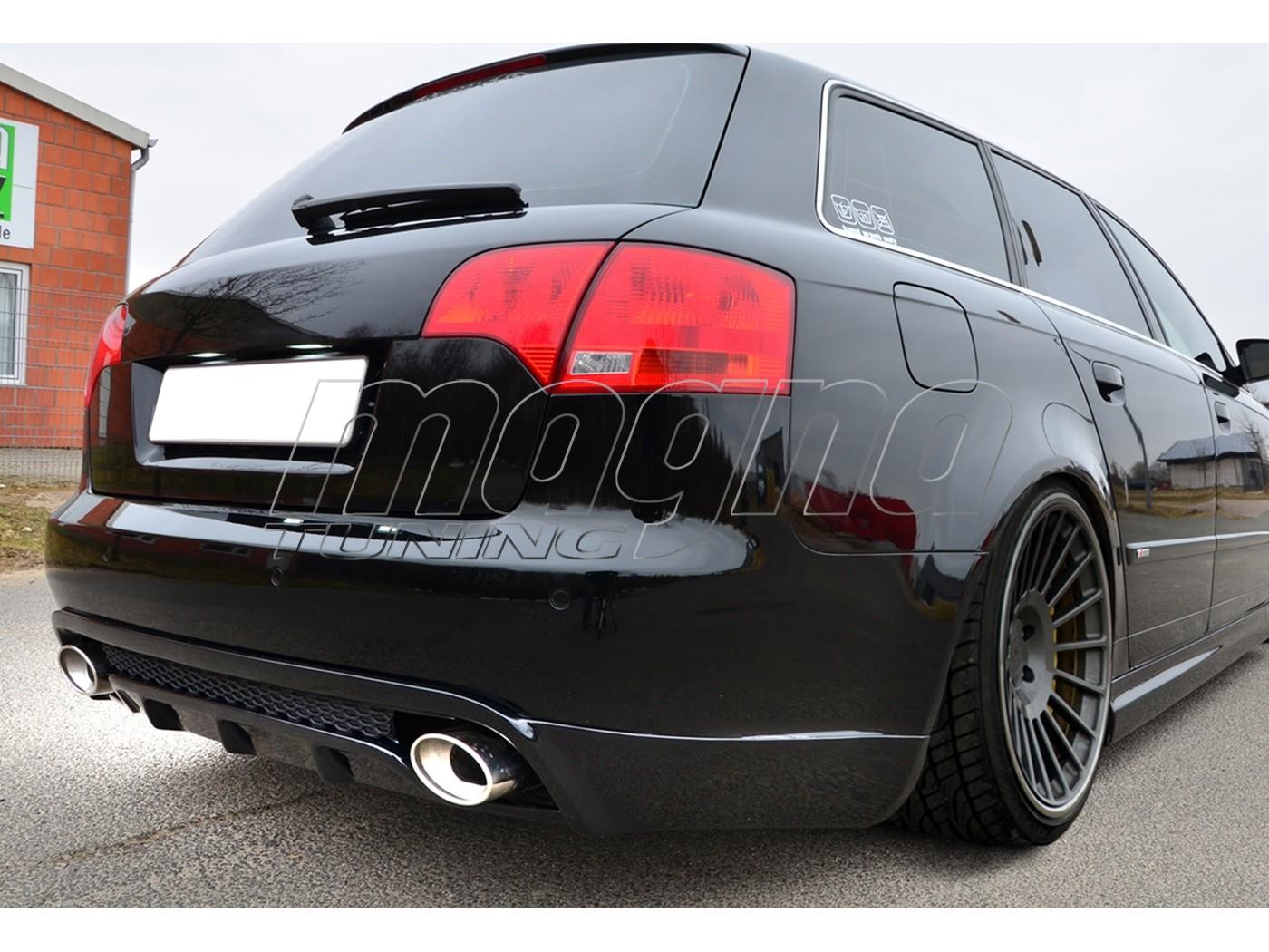 Audi A4 B7 8e Avant Intenso Heckansatz