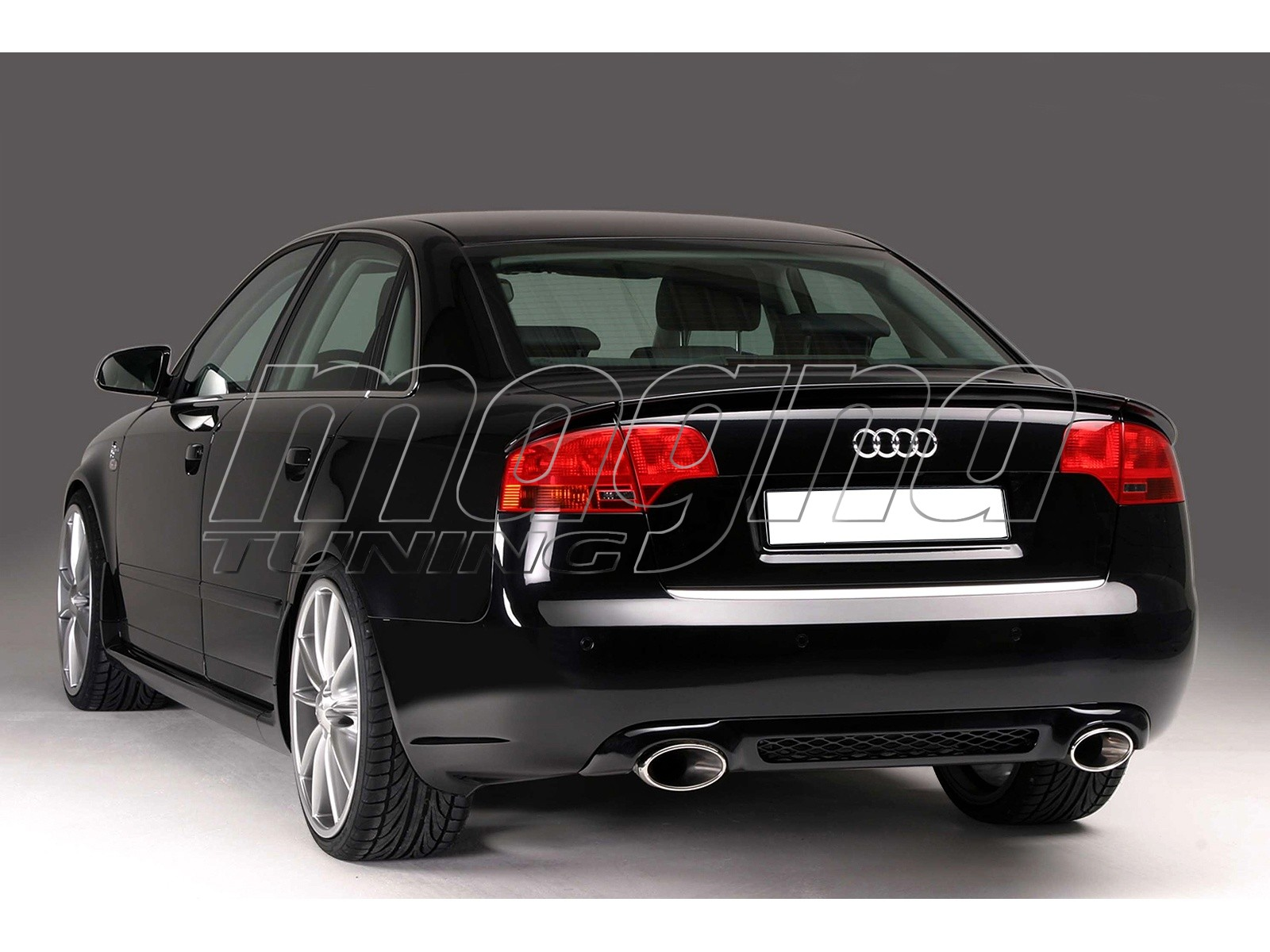 audi a4 b7 8e s4 b8 look body kit. Black Bedroom Furniture Sets. Home Design Ideas