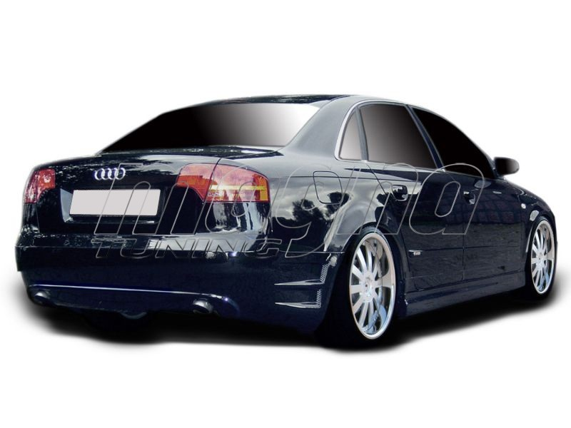 audi a4 b7 8e thor rear bumper. Black Bedroom Furniture Sets. Home Design Ideas