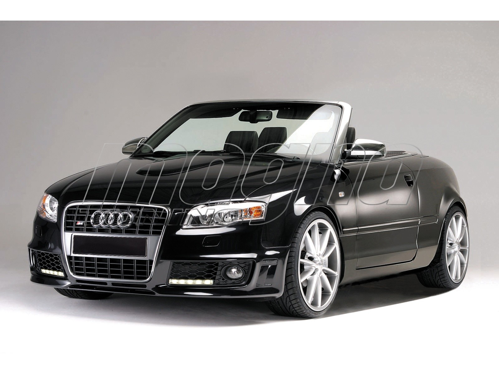 audi a4 b7 8h convertible rs4 look body kit. Black Bedroom Furniture Sets. Home Design Ideas