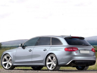 Audi A4 B8 / 8K Avant RS4-Look Rear Wing