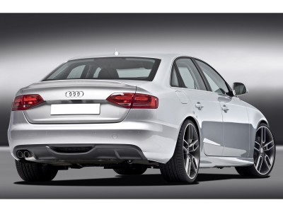 Audi A4 B8 / 8K C2 Rear Bumper Extension