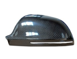 Audi A4 B8 / 8K Exclusive Carbon Fiber Mirror Covers
