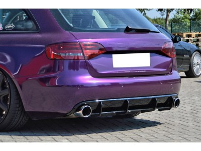 Audi A4 B8 / 8K Extensie Bara Spate Racer