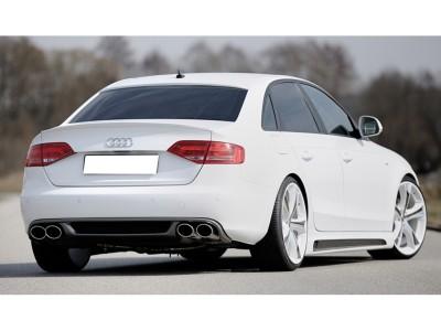 Audi A4 B8 / 8K Extensie Bara Spate Razor