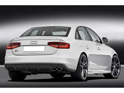 Audi A4 B8 / 8K Facelift CX Rear Bumper Extension