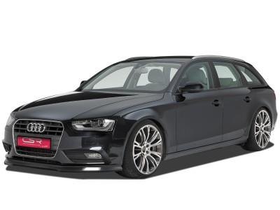 Audi A4 B8 / 8K Facelift Cyber Front Bumper Extension