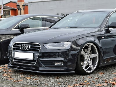 Audi A4 B8 / 8K Facelift Intenso2 Front Bumper Extension