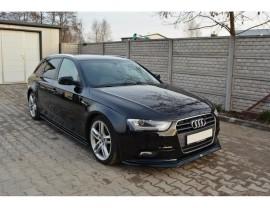 Audi A4 B8 / 8K Facelift Master Elso Lokharito Toldat