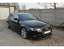 Audi A4 B8 / 8K Facelift Master Front Bumper Extension