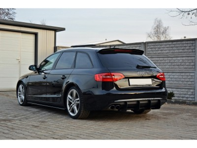 Audi A4 B8 / 8K Facelift Master Heckansatz