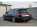 Audi A4 B8 / 8K Facelift Master Rear Bumper Extension