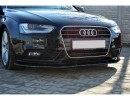 Audi A4 B8 / 8K Facelift Matrix Front Bumper Extension