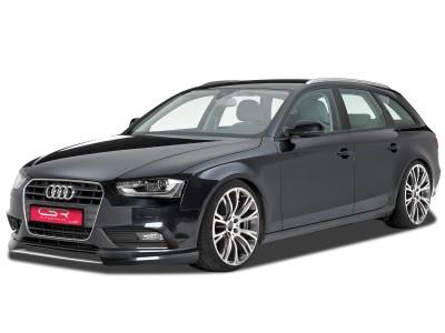Audi A4 B8 / 8K Facelift N2 Front Bumper Extension