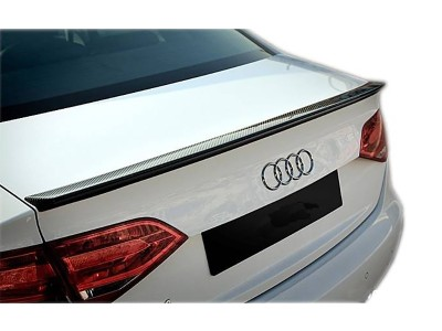 Audi A4 B8 / 8K Facelift Speed Carbon Fiber Rear Wing
