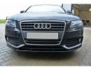 Audi A4 B8 / 8K M2 Front Bumper Extension