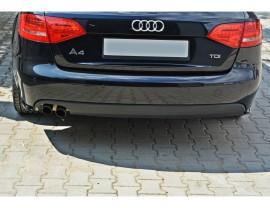 Audi A4 B8 / 8K MX Rear Bumper Extensions