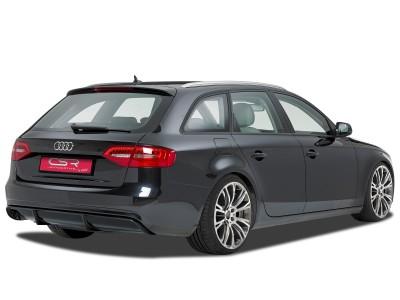 Audi A4 B8 / 8K NewLine Heckansatz