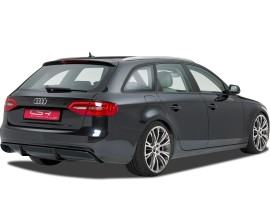 Audi A4 B8 / 8K NewLine Rear Bumper Extension