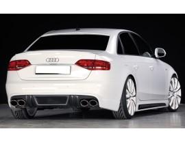 Audi A4 B8 / 8K RX Rear Bumper Extension