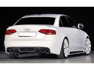 Audi A4 B8 / 8K RX Rear Wing