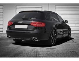 Audi A4 B8 / 8K Recto Rear Bumper Extension