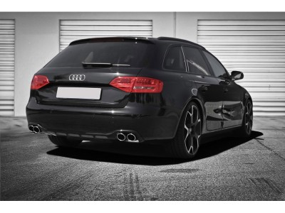Audi A4 B8 / 8K Recto Rear Bumper Extension